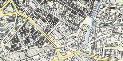Perceeloppervlakte Nederland