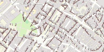 Belgium Addresses Map and Data...