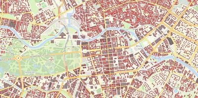 Cadastral Map Germany