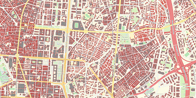 Cadastral Map Spain