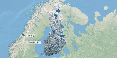 Huisvesting Finland