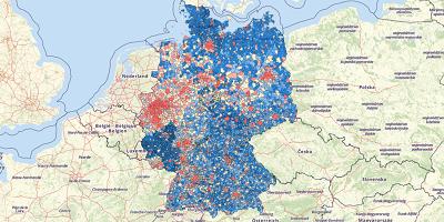 Bevolking Duitsland