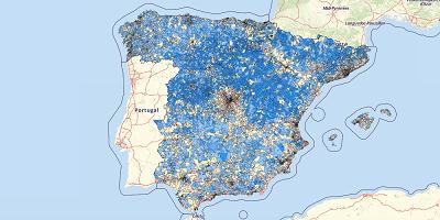 Population Spain