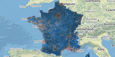 Bevolking Frankrijk