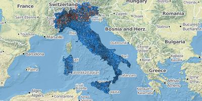 Bevolking Italië