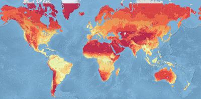 Desertification Worldwide
