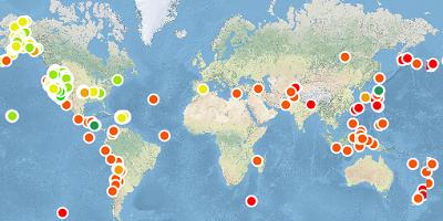 Earthquakes Worldwide