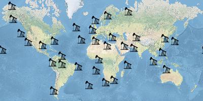 Oil Spills Worldwide