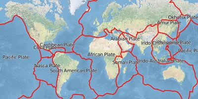 Plate Tectonics Worldwide