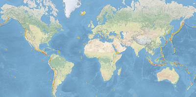 Volcanism Worldwide