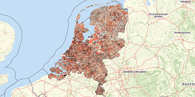 Income the Netherlands