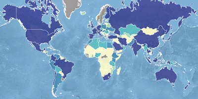 Air Transport Takeoffs worldwide