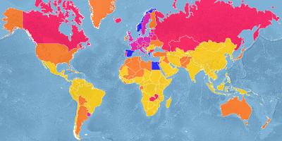 Bladder Cancer Worldwide