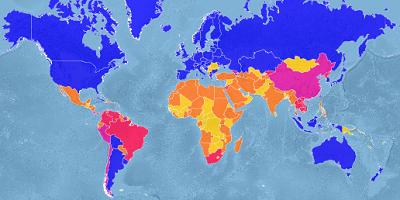 Bowel Cancer Worldwide
