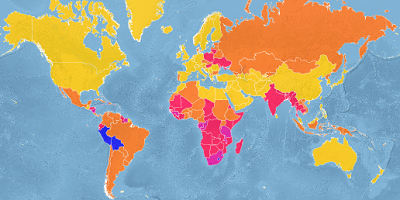 Cervix Cancer Worldwide