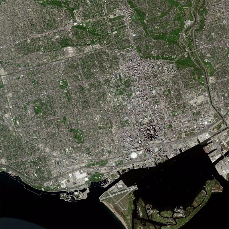 Basemap Satellite