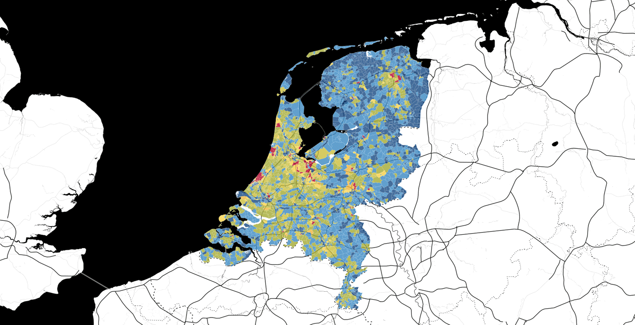 Purchasing Power the Netherlands