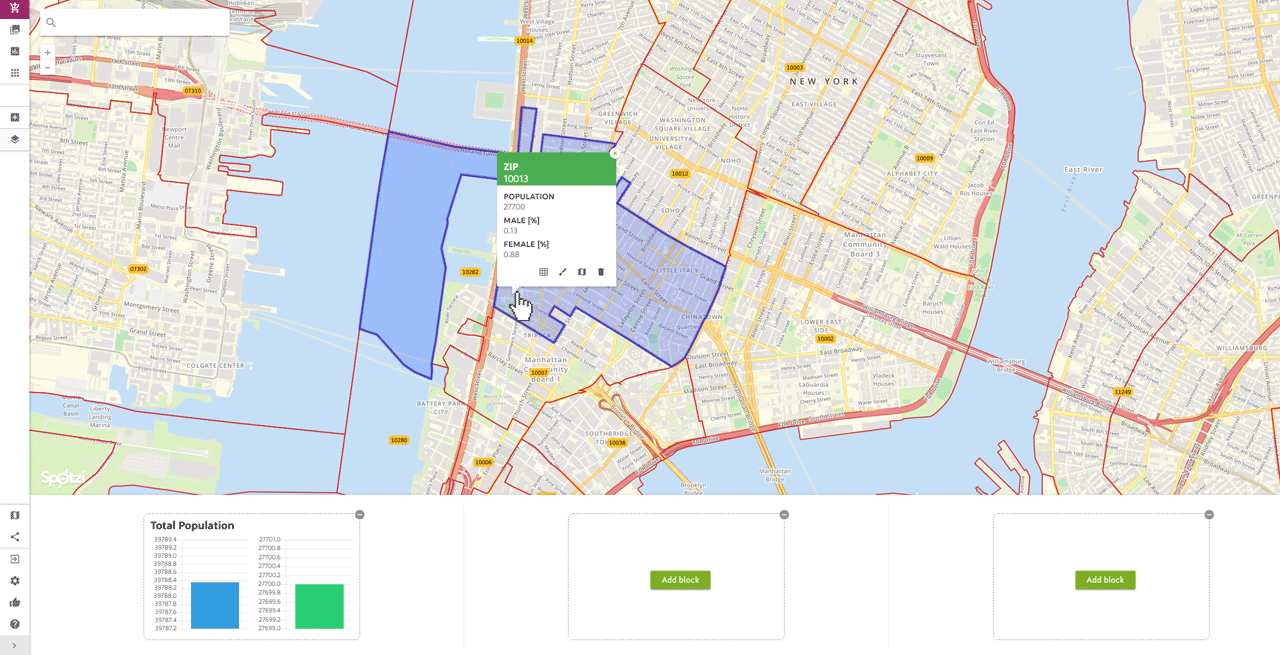 Create a Map Dashboard