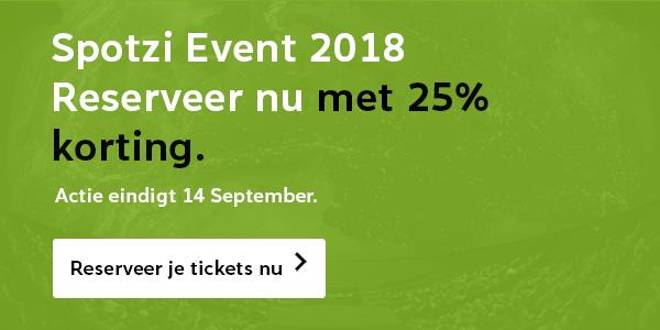 Spotzi Nieuwsbrief September 2018